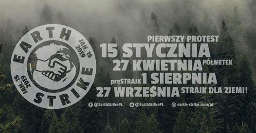Strajk dla Ziemi – Opole – Earth Strike PL